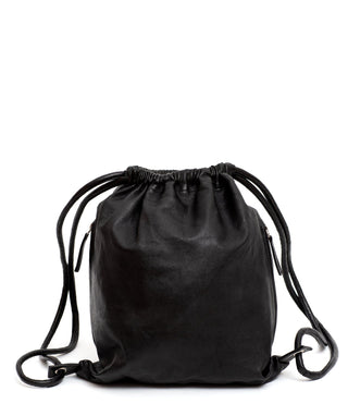 Leather Backpack - Bella
