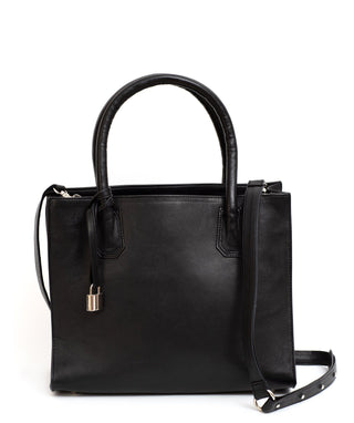 Leather Tote Bag - Peyton