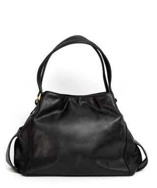 Leather Tote Bag - Mara
