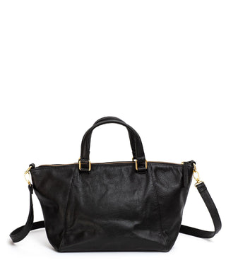 Leather Tote Bag - Velma