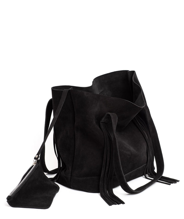 Leather Hobo Bag - Giada