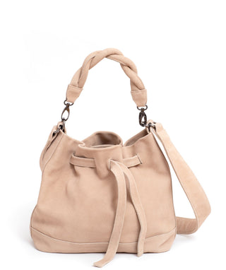 Leather Crossbody Bag - Felicity