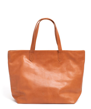 Leather Tote Bag - Onie