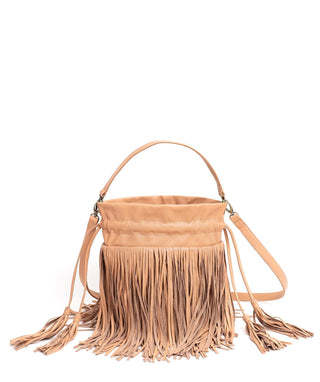 Leather Crossbody Bag - Imani