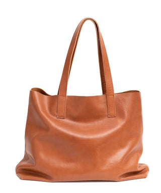 Leather Hobo Bag - Alana