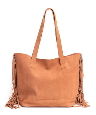 Leather Hobo Bag - Zoe