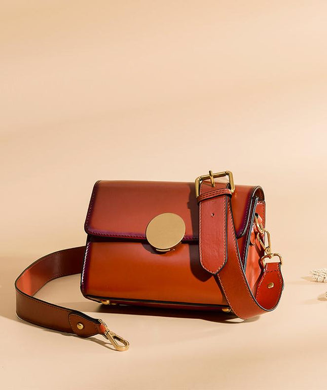 Leather Crossbody Bag - Darwin