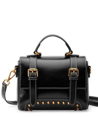 Leather Crossbody Bag - Hope