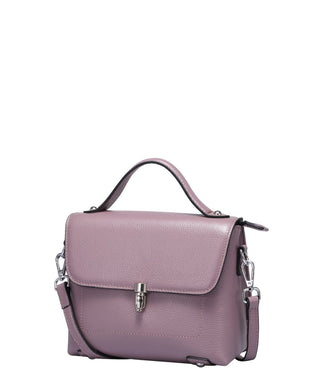 Leather Crossbody Bag - Rio