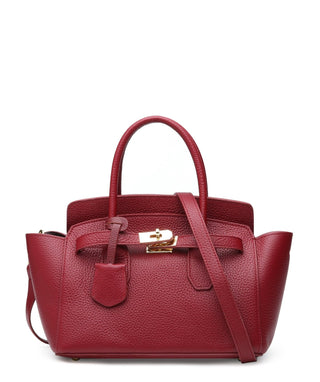 Leather Tote Bag - Milli