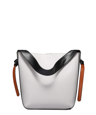 Leather Tote Bag - Honey