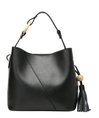 Leather Tote Bag - Sakura