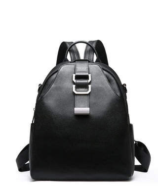 Leather Backpack - Wren