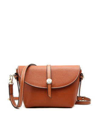 Leather Crossbody Bag - Bailey