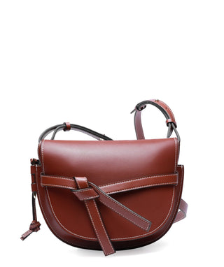 Leather Crossbody Bag - Bea