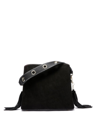 Leather Crossbody Bag - Willow