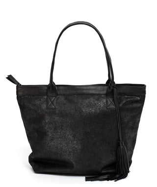 Leather Hobo Bag - Kamari