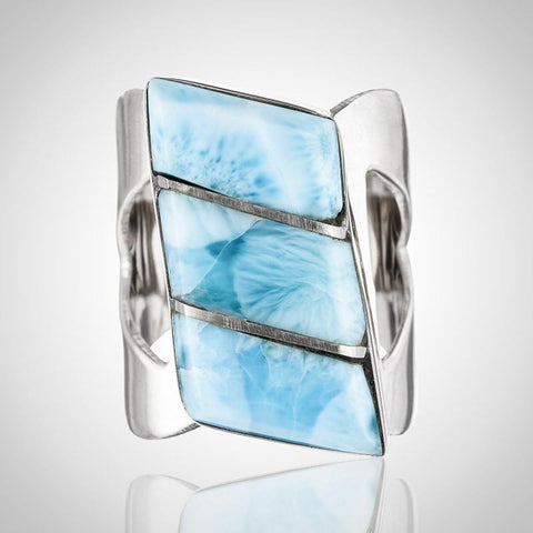 Larimar Ring - Trinity Statement