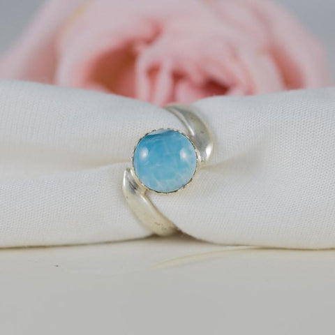 Larimar Ring - Linked Flair