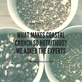 What makes Coastal Crunch So Nutritious? We Asked The Experts
