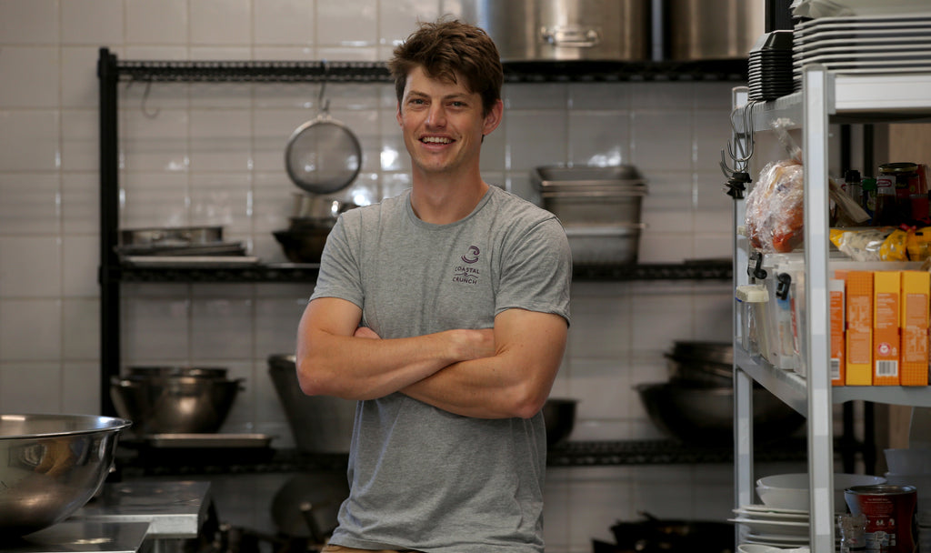 Chats with Tim: The Local Chef Behind Our Granola