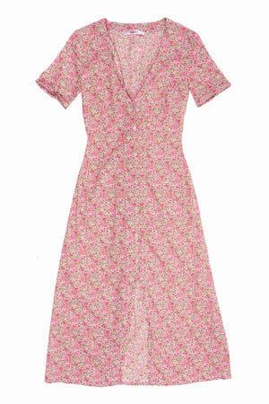 LIBERTY PRINT SALINA DRESS