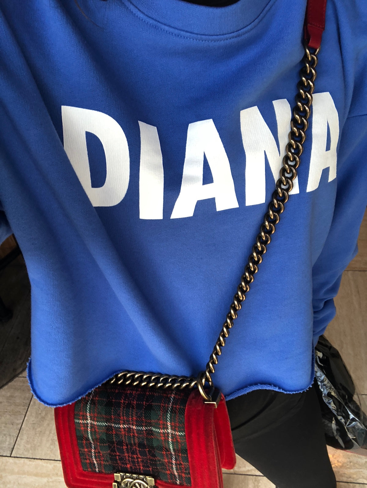 DIANA BAND SWEAT