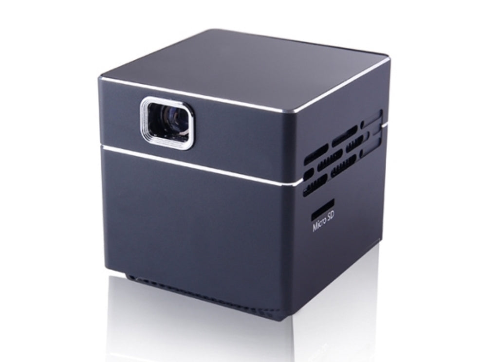Wireless Portable Mini DLP Smart Projector