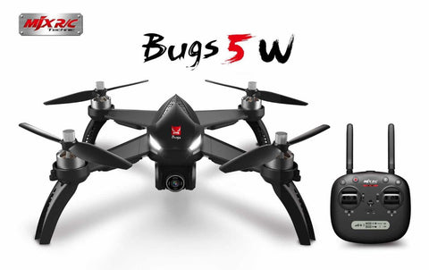 MJX Bugs 5W Brushless GPS 1080P 5G Wifi Camera Drone