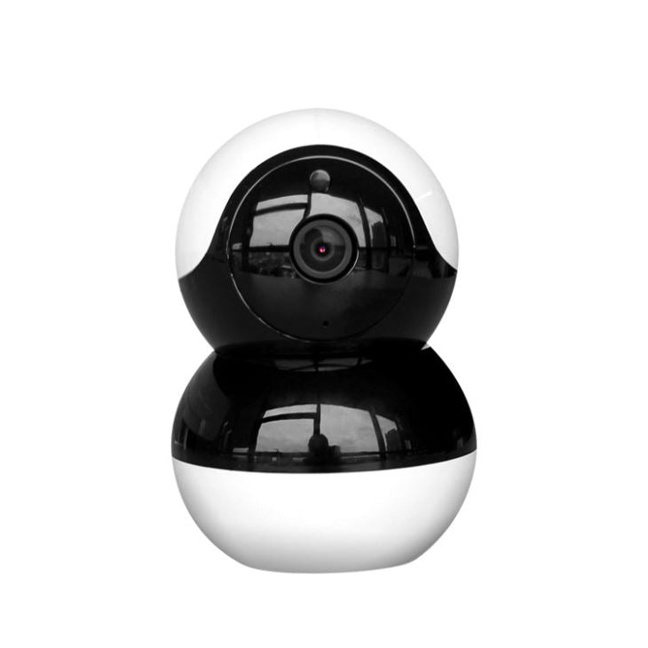 Wi-Fi Ultra Wide 1080P HD Smart IP Baby Monitor & Security Camera (Black)