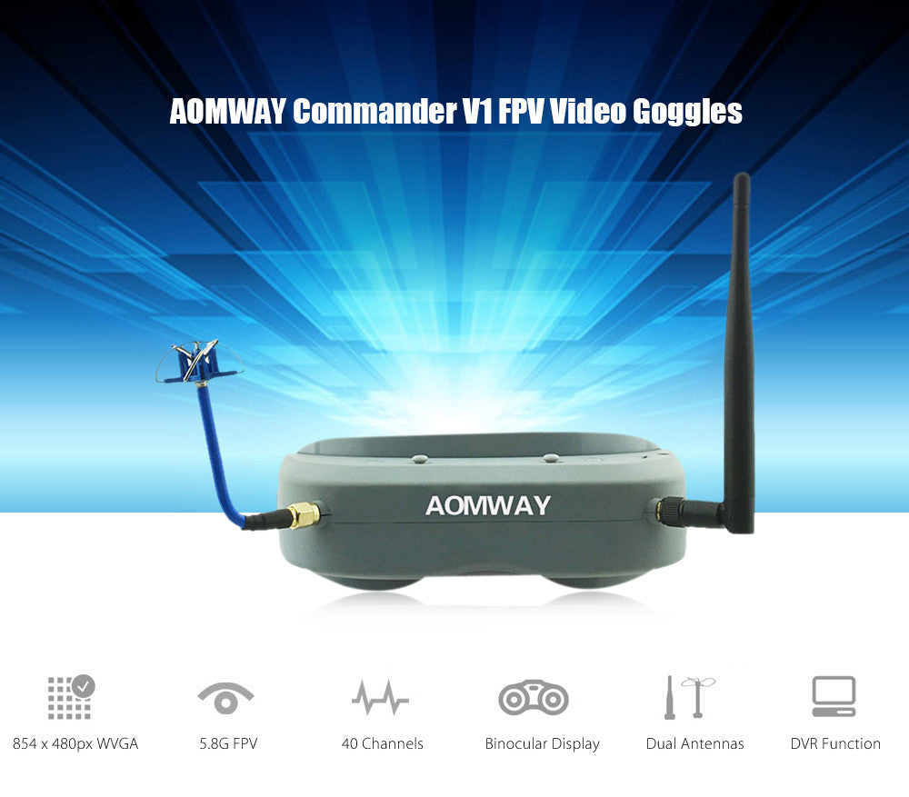 Aomway Commander Goggles