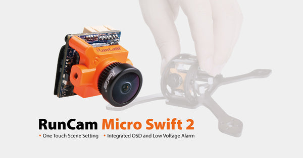 RunCam Micro Swift 2RunCam Micro Swift 2