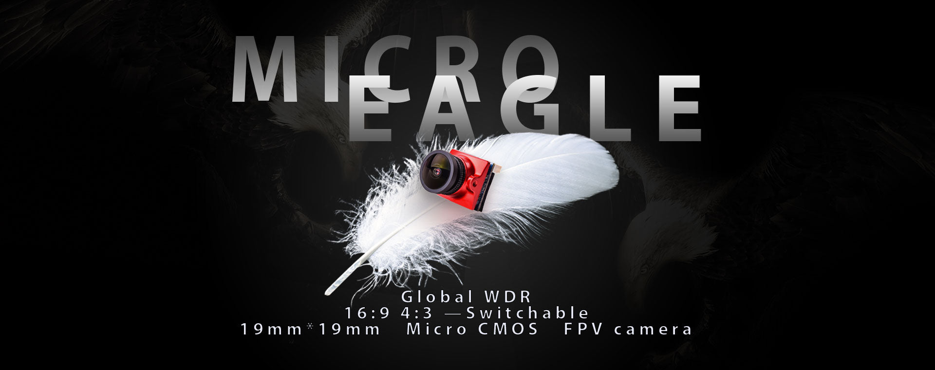 RunCam Micro Eagle FPV Camera