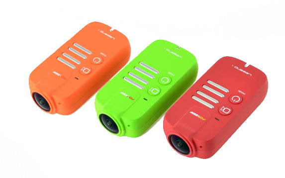 Foxeer Legend 1 HD FPV Camera 1080P 60FPS Green Red Orange