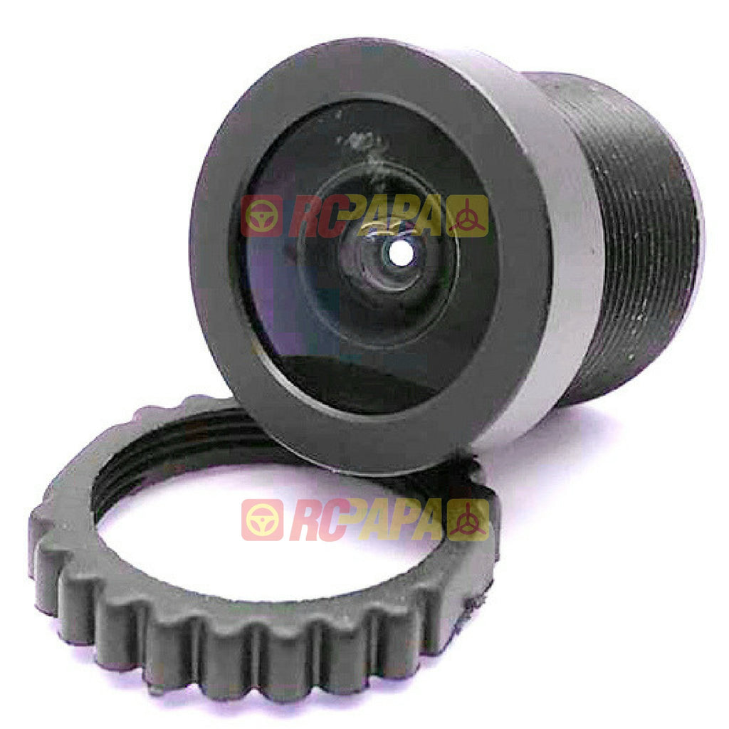 1.8mm 170 Degree Wide Angle FPV Camera Lens - RC Papa