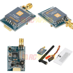 FXT FX799T 200mW 5.8GHz 40CH VTX Video Transmitter with Raceband (SMA) - RC Papa
