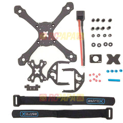 AstroX Q TX13 Racing Drone Frame Kit