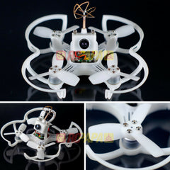 Emax BabyHawk 85mm Brushless FPV Racing Drone (PNP White Version)