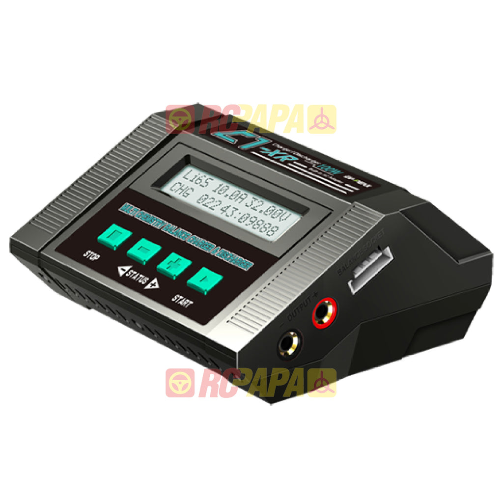 EV-Peak C1-XR 100W 10A AC/DC 1-6S Battery Balance Charger - RC Papa