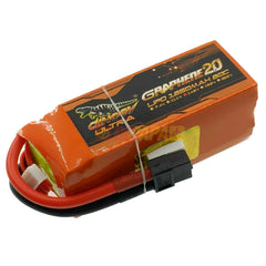 Dinogy Ultra Graphene 2.0 14.8v 4s 1850mah 80c Lipo Battery