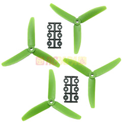 "HQ 5"" 5x4x3 Tri-Blade Glass Fiber Propellers - RC Papa - 1"
