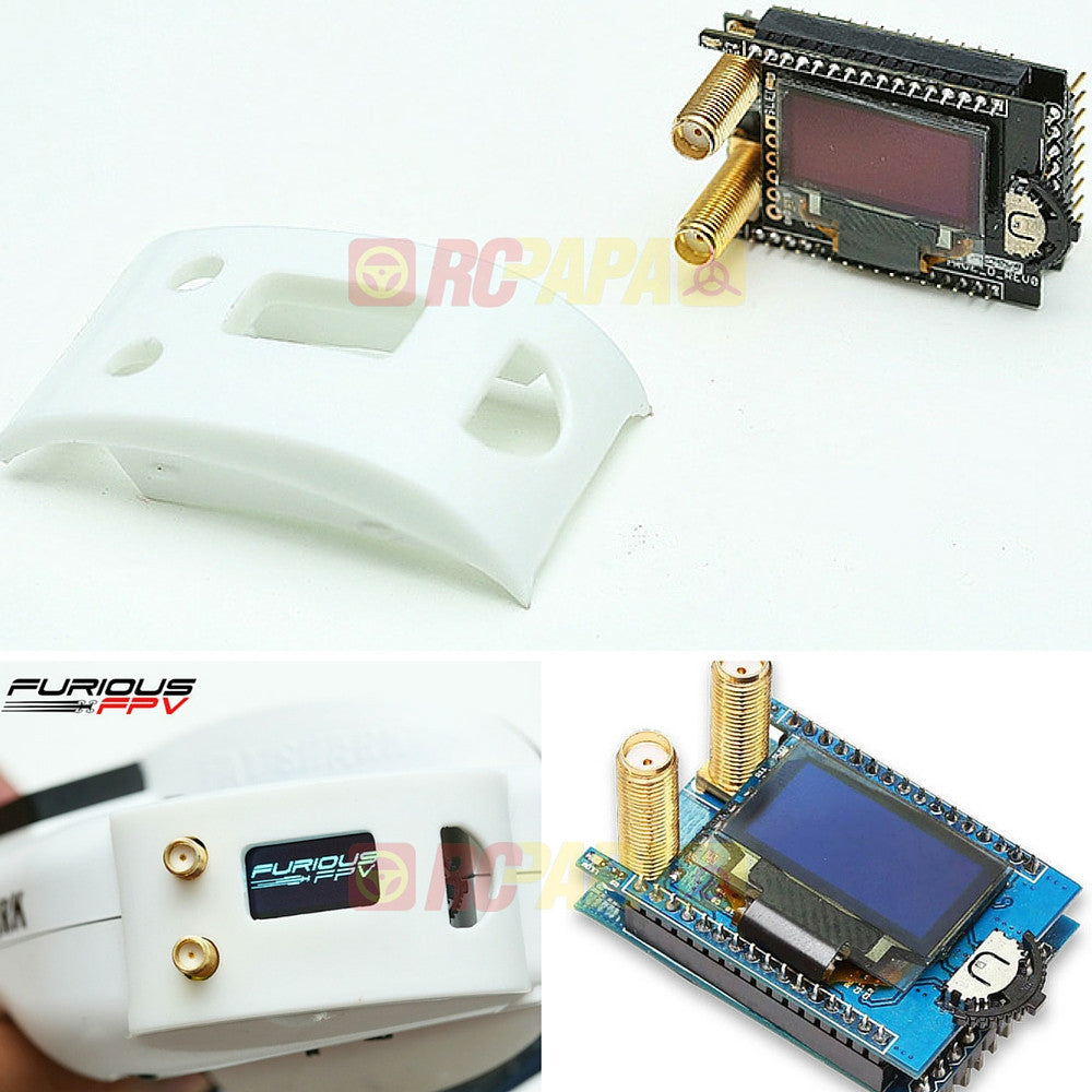 Furious FPV True-D Diversity Receiver System for FatShark FPV Dominator HD V2 V3 - RC Papa