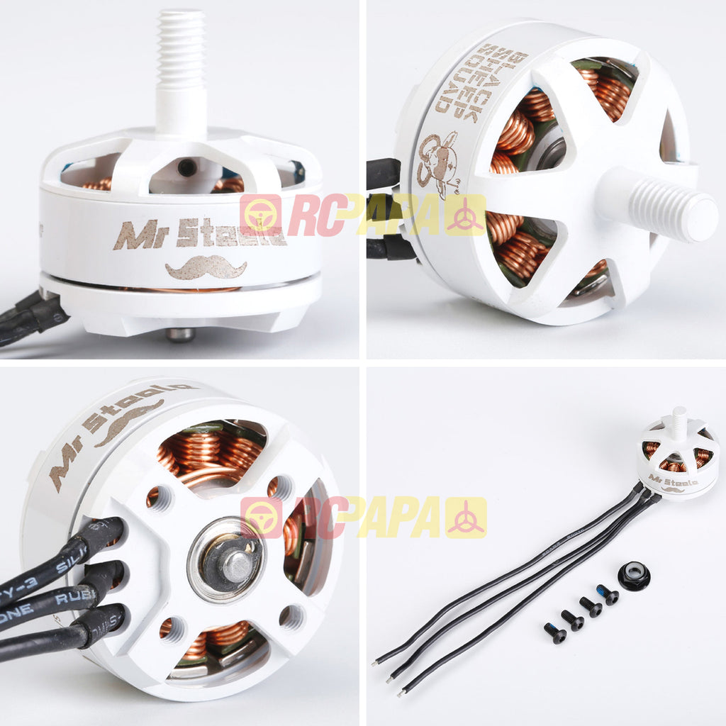 TBS Team BlackSheep Silk Mr Steele 2345kv Motor - RC Papa