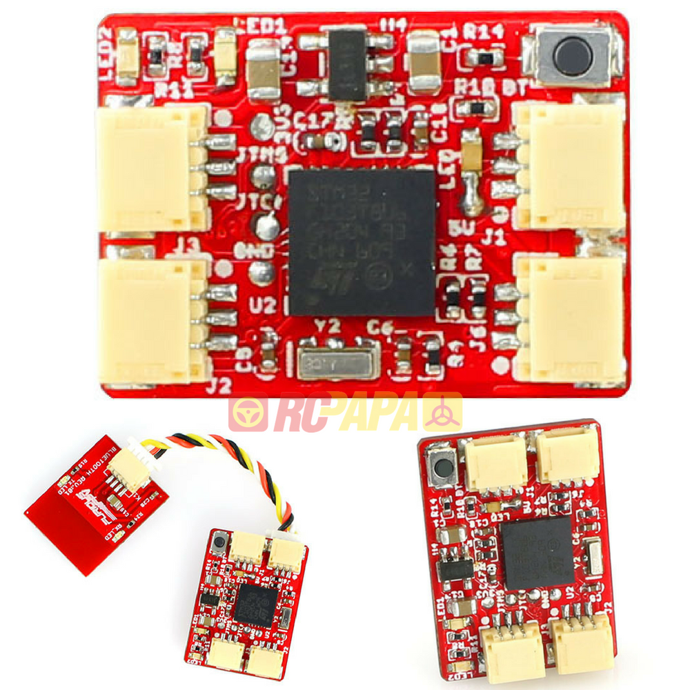 FuriousFPV LED Strip Smart Controller Board with Bluetooth Module (FPV-LSCB-BT) - RC Papa