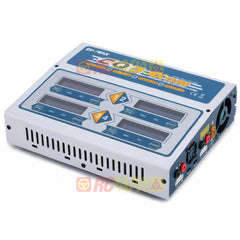 EV-Peak CQ3 Multi Charger 4x100W NiMH/LiPO with Built-in Balance