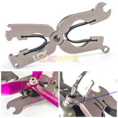 FPVmodel Multi-functional Motor Grip Pliers For RC Models