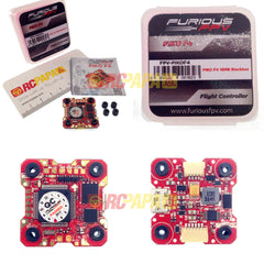 FuriousFPV PIKO F4 16MB Black Box Flight Controller (FPV-PIKOF4)
