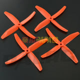 "DAL 5"" Q5040 4-Blade Propeller for FPV Race - RC Papa"