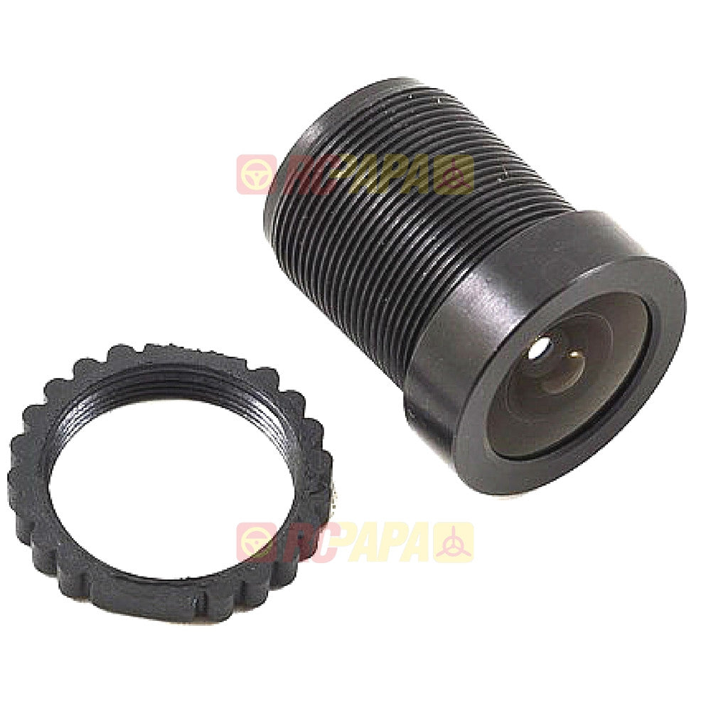 "2.5mm F2.0 1/3"" FPV Camera Lens for HS1177 HS1190 (Flat) - RC Papa"