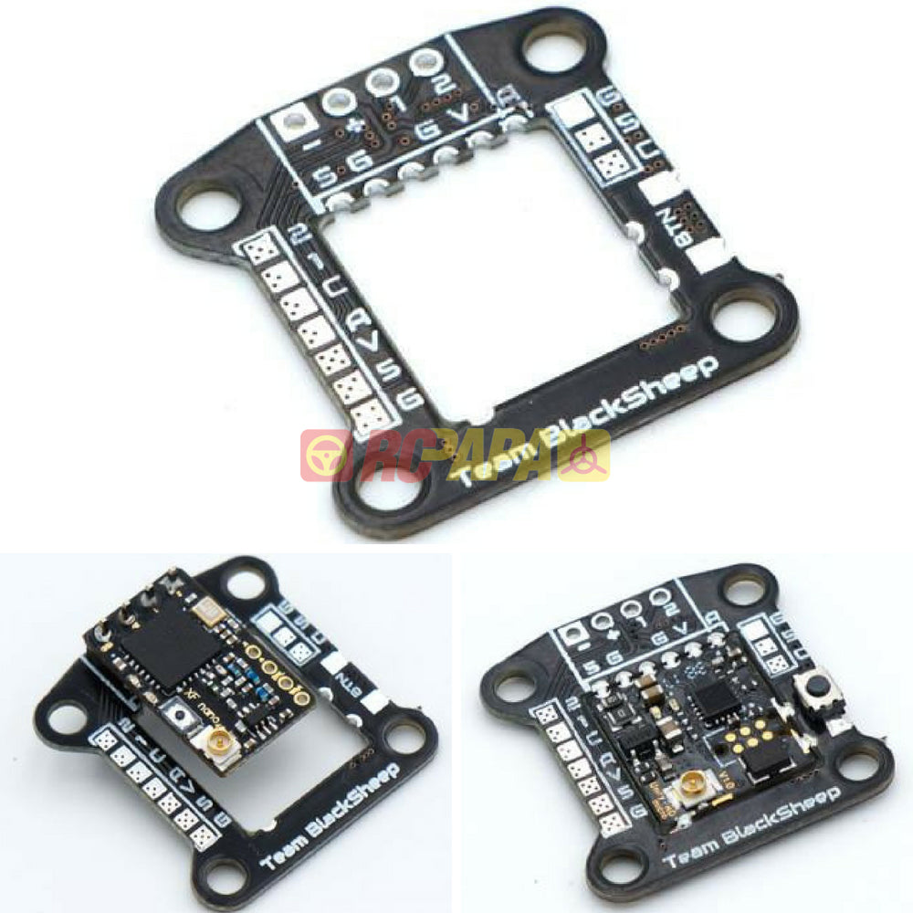 WhiteNoiseFPV TBS Unify / CrossFire Nano Mounting Board - RC Papa